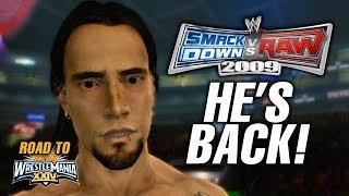 "WWE Smackdown vs Raw 2009 - ""CM PUNK RETURNS"" (RTWM #1)"