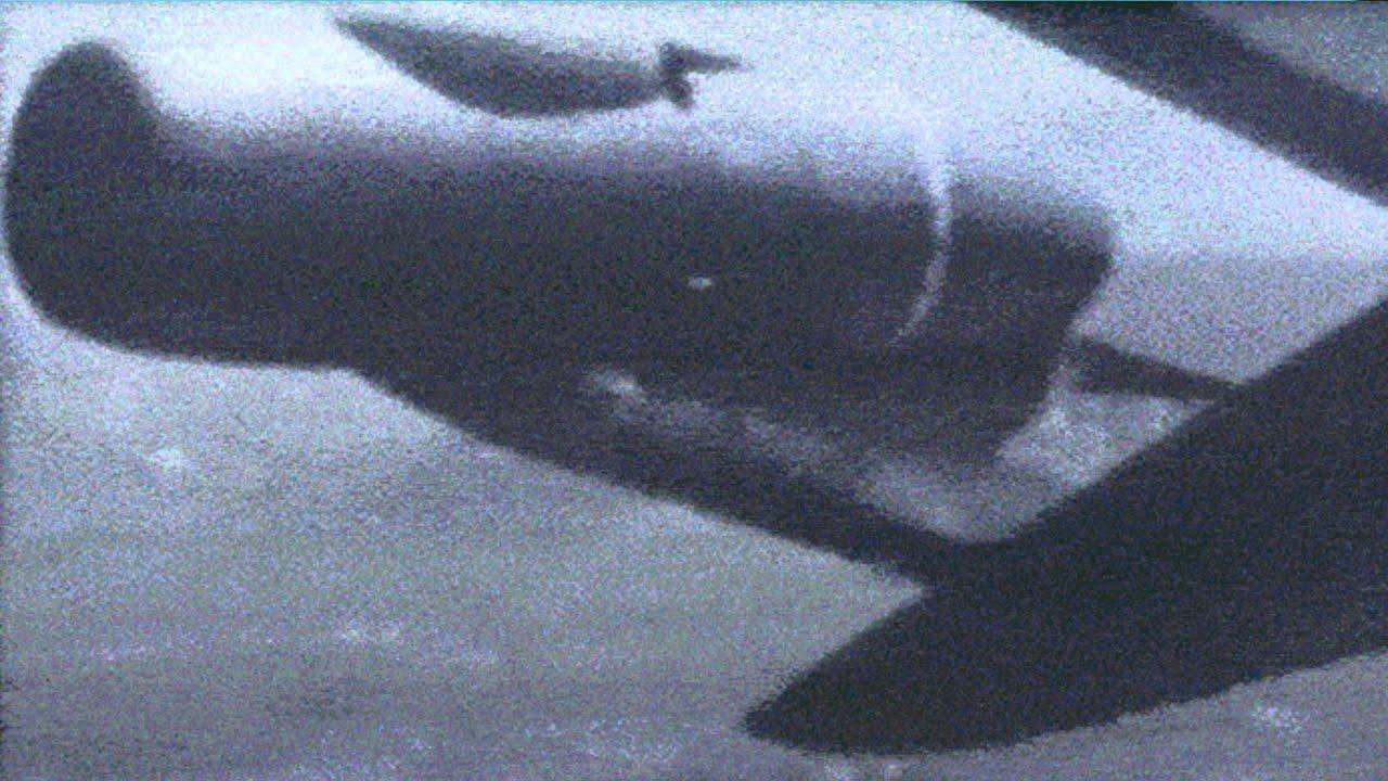 boeing 707 barrel roll