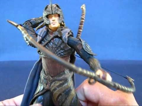 The Lord Of The Rings Elven Archer