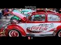 Coca Cola VS 7UP Beetle Custom Auto Show - Retro Havoc 2017