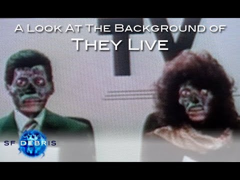 A Look At The Background Of John Carpenter's They Live
