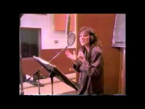 Celine Dion Voices That Care (recording session)
