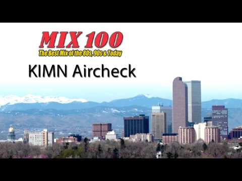 Mix 100 Aircheck (2003)