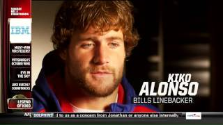 The Legend of Kiko Alonso | NFL Countdown