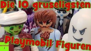 Die 10 gruseligsten Playmobil Figuren von seratus1 Gespenst Hexe Vampir