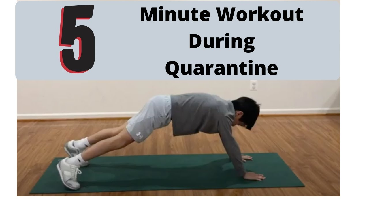5 minute ab workout for kids