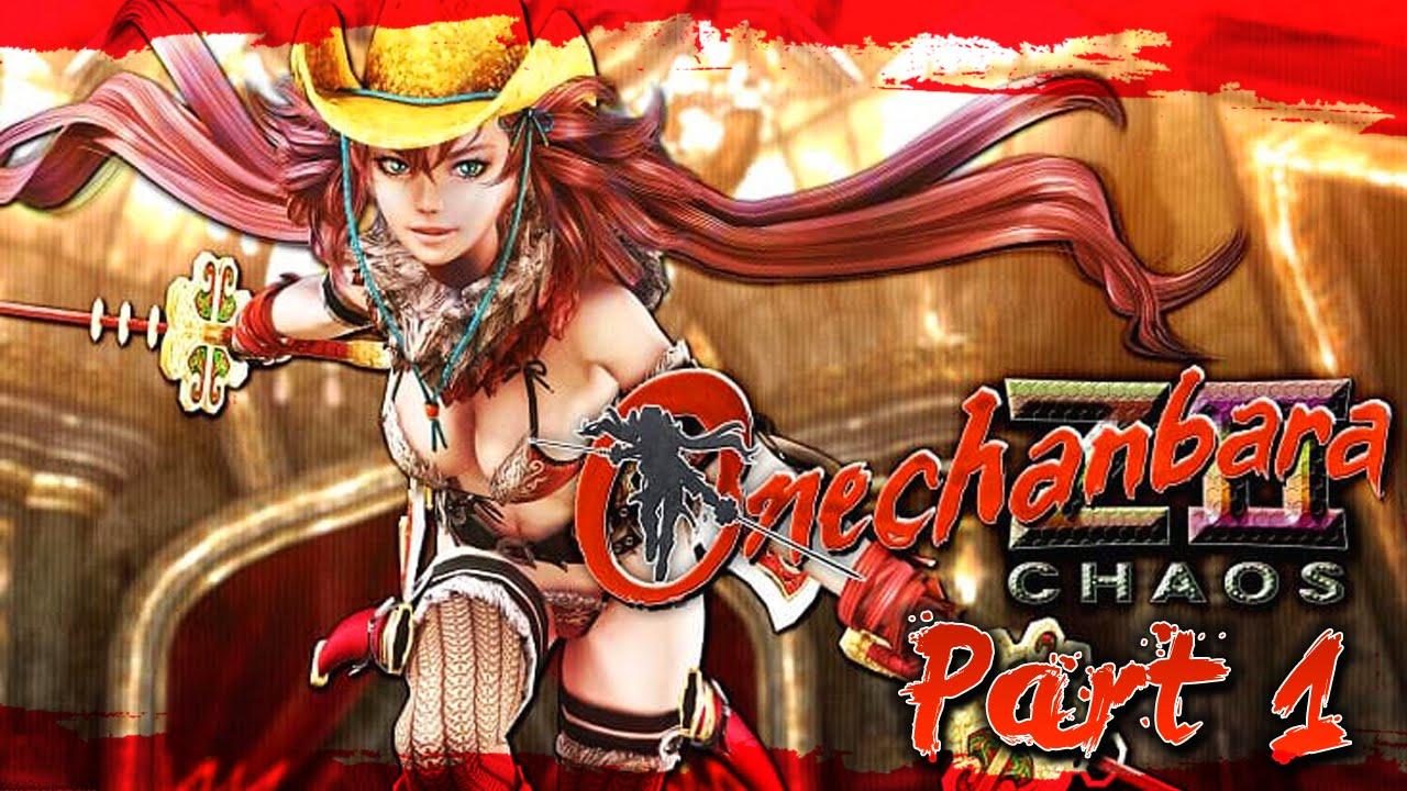 Onechanbara Z2 Chaos Part 1 Bikini Samurai Squad Youtube