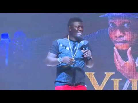 Video (stand-up): Seyi Law Narrates His Slap Experience at AY Live