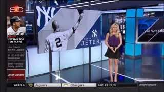 Sportscenter Leftovers: ft. Linda Cohn, Sara Walsh, Jaymee Sire, Lisa Kerney