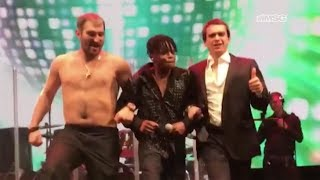Shirtless Ovechkin Tears Up the Dance Floor at Wedding