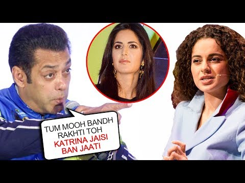 Salman Khan All Set To STEAL Kangana Ranaut's Limelight With
