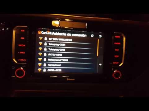Kia Rio 2017 - Car Link y sistema multimedia