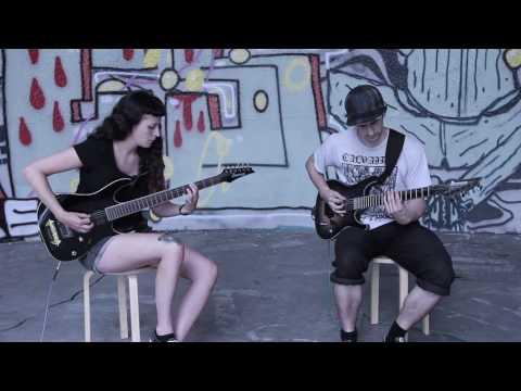 ANACHRONISM – Cursed be the Senses (guitar playthrough)