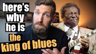 What we should learn from B.B. King - 'The King Of Blues'