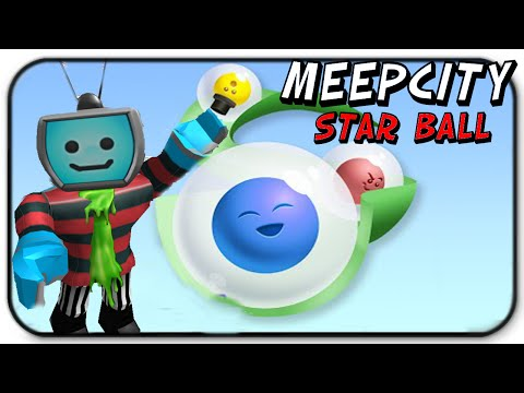 Roblox Meepcity Star Ball - These Fields Are Very Sunny! ep. 2