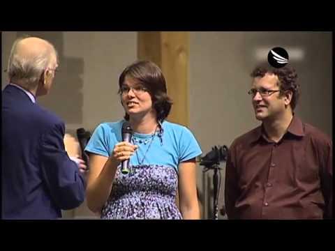 Jezus geneest: wonderendienst/genezingsdienst met Jan Zijlstra: Familie Cloo