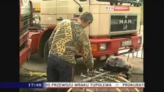 Za zamkniętymi drzwiami - Z wizytą w cyrku - TVP Warszawa