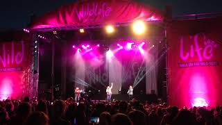 Atomic Kitten Whole Again Doncaster Wildlife Park August 26th 2017