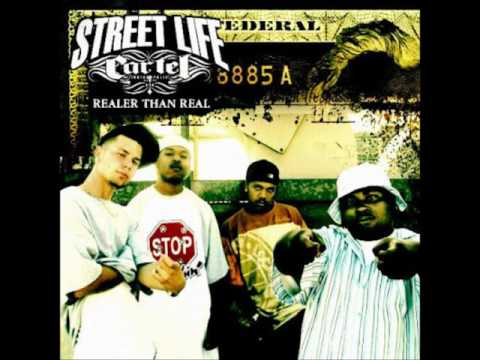 Street Life Cartel - Wanna Be Gangsta