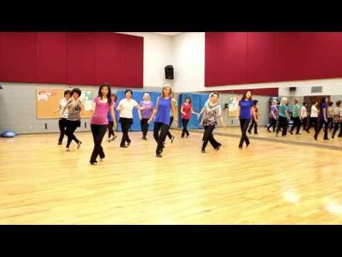 Left In The Dark - Line Dance (Dance & Teach in English & 中文)