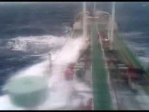 Monsoon season near south China Sea