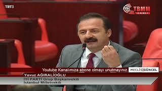 Yavuz Ağıralioğlu39;ndan Ak Parti Grubuna 39;39;Yeter artık kendinize gelin39;39; çıkışı  14 Şubat 2019