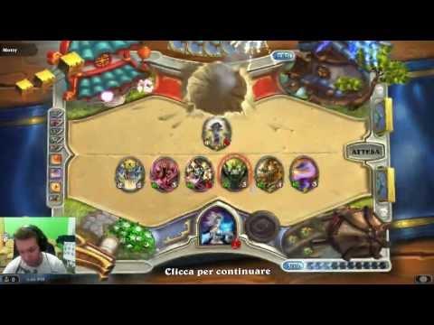 HearthStone in Live - 003 - Parte 2 - Arena