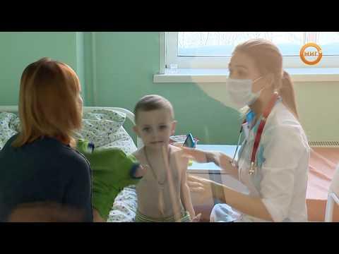 Юбилей ЦГБ - инфекционное отделение