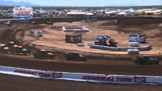 Lucas Oil Off Road Series - Limited Buggy Round 12
