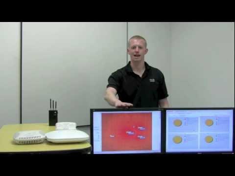 Cisco CleanAir Vs. Aruba RF Protect: Accuracy Counts