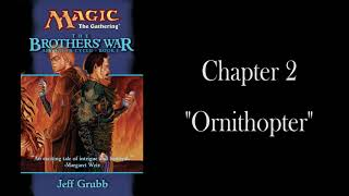 "The Brothers' War: Chapter 2 - ""Ornithopter"" - Unofficial Audiobook"