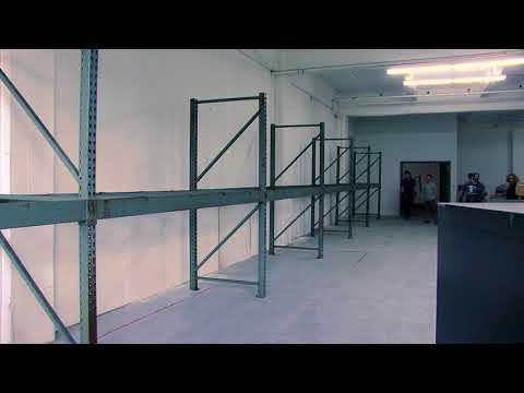 Warehouse Storage Rack Installation