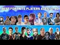 Best Fortnite Player At Every Age - Ages 3 To 70 Fortnite Players