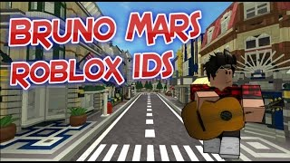 Bruno Mars - Roblox Song IDS