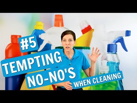 5c79ac9c2dc586 5 Tempting No-No s When Cleaning (House Cleaners Listen Up)