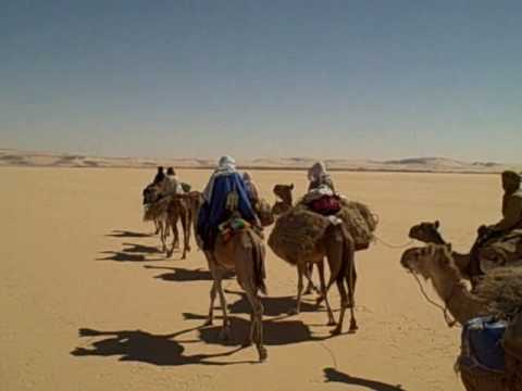 Niger - Across the Tenere with Tuareg Camel Caravan
