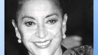"""Teresa Berganza, """"Verborgenheit"""" Mörike-Lieder, H. Wolf"""