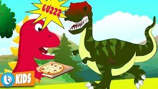 Phim Hoạt Hình Thế Giới Khủng Long Mới Nhất | Dinosaur Cartoon for Kids
