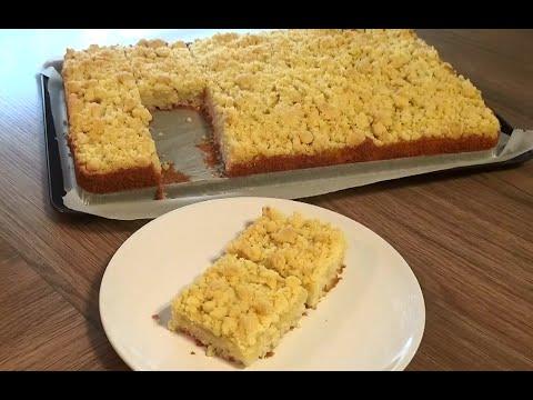 Elmali Pasta(apfel kuchen mit streussel) Tarifi