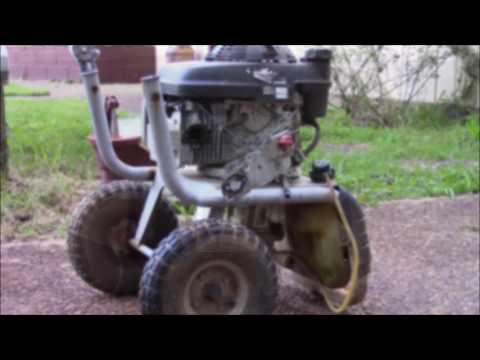 5.5HP Honda Engine Repair