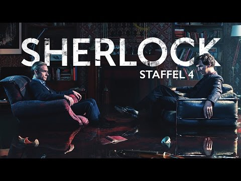 Sherlock - Staffel 4 - Trailer [HD] Deutsch / German (FSK 12)