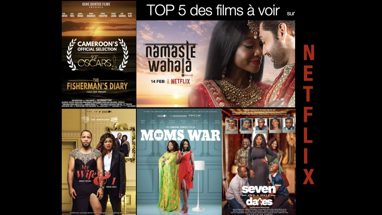 Download Top 5 Films africains sur Netflix/ Top 5 African movies on Netflix