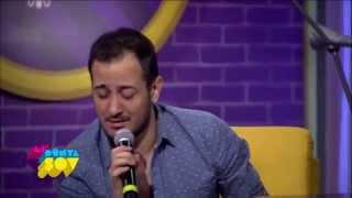 Sarp Apak  - Vurgun (canlı performans / Bi'Dünya Şov)