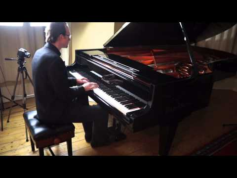 "James Bacon: Through Time and Space - 24 Preludes for Solo Piano. ""Disappearing Sun""."