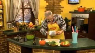 Быстро и Вкусно - Весенний суп с капустой брокколи