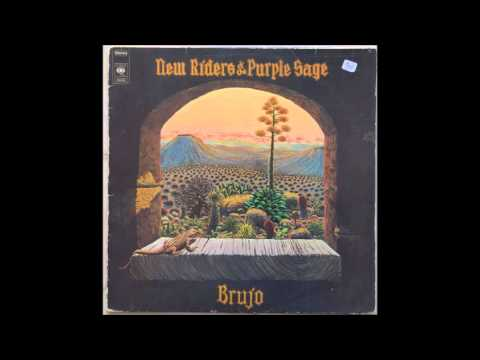 New Riders of the Purple Sage - Brujo - Vinyl Rip - Full Album