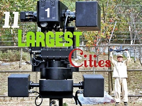Largest Cities in the World: 11 Largest Cities by Population on Earth