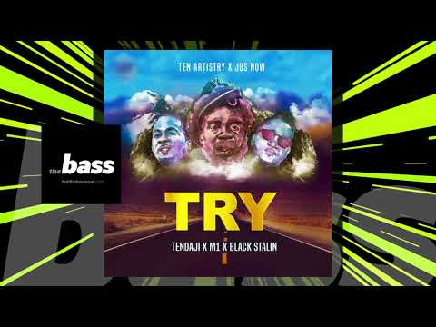 Tendaji x M1 x Black Stalin - Try | 2019 Music Release
