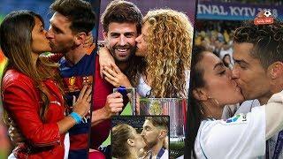 قبلات واحضان حارة ● هل يتقن اللاعبين التقبيل كما يتقنون اللعب ؟! ● لحظات لاتنسى ● مقطع مؤثر HD