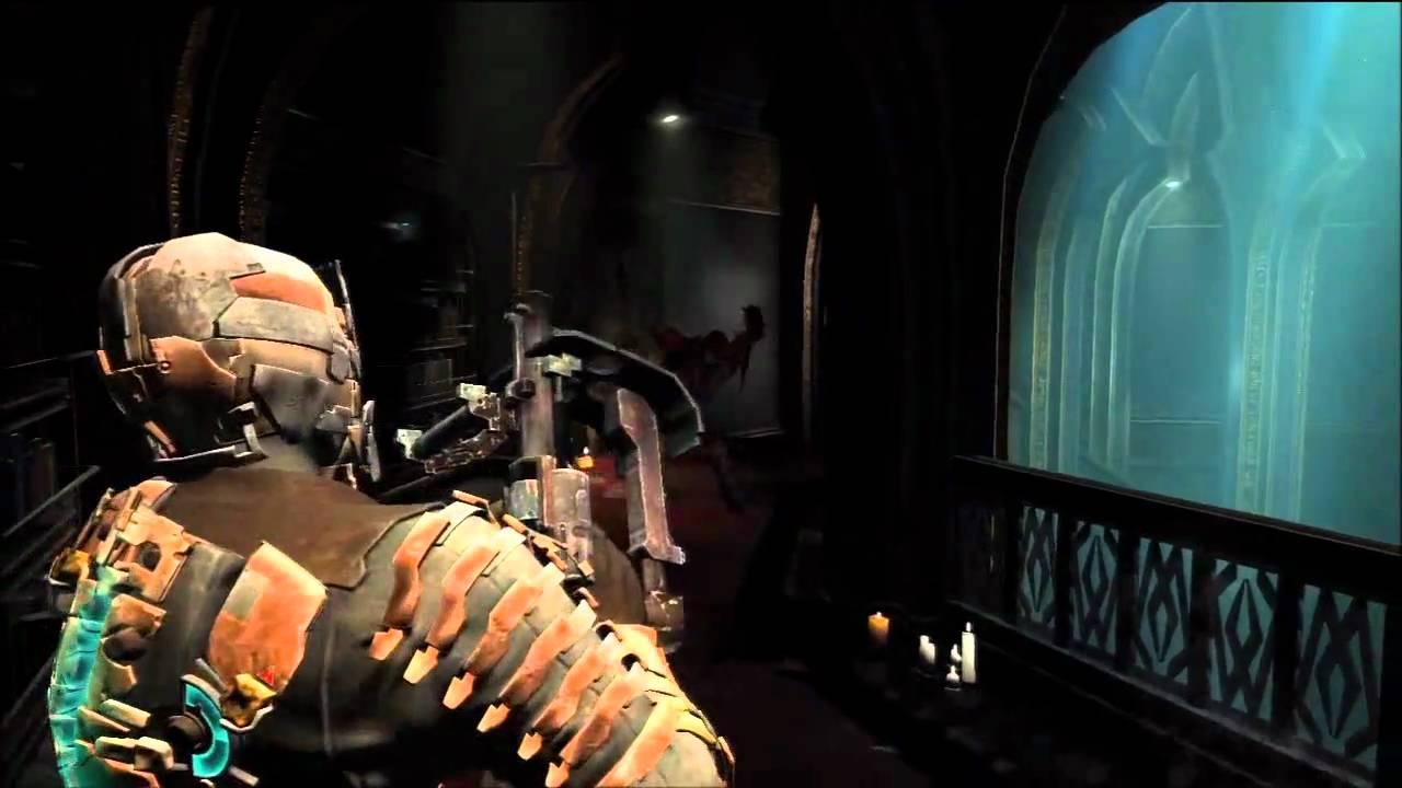 Dead Space 2 Walkthrough: Chapter 3 - Part 2 (PS3/X360/PC ...